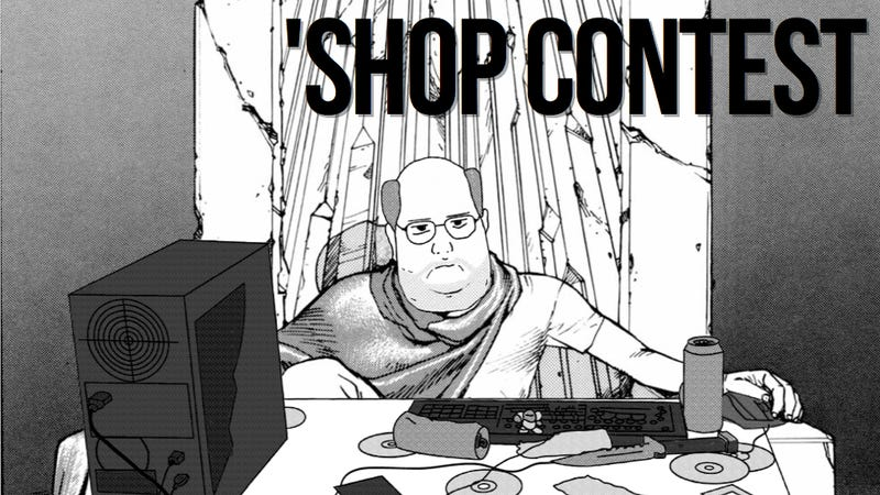 Kotaku 'Shop Contest: Make 'Shop, Not Warcraft: The Winners