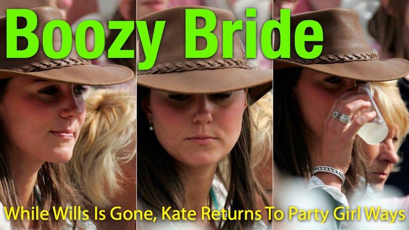 Kate Middleton's Tabloid Future