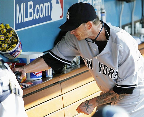 "Your ""A.J. Burnett Is Actually Starting A Playoff Game"" Rangers-Yankees Open Thread"