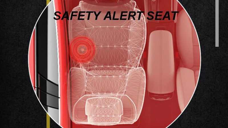 Vibrating Car Seats Ensure Your Butt's the First To Know About Dangers