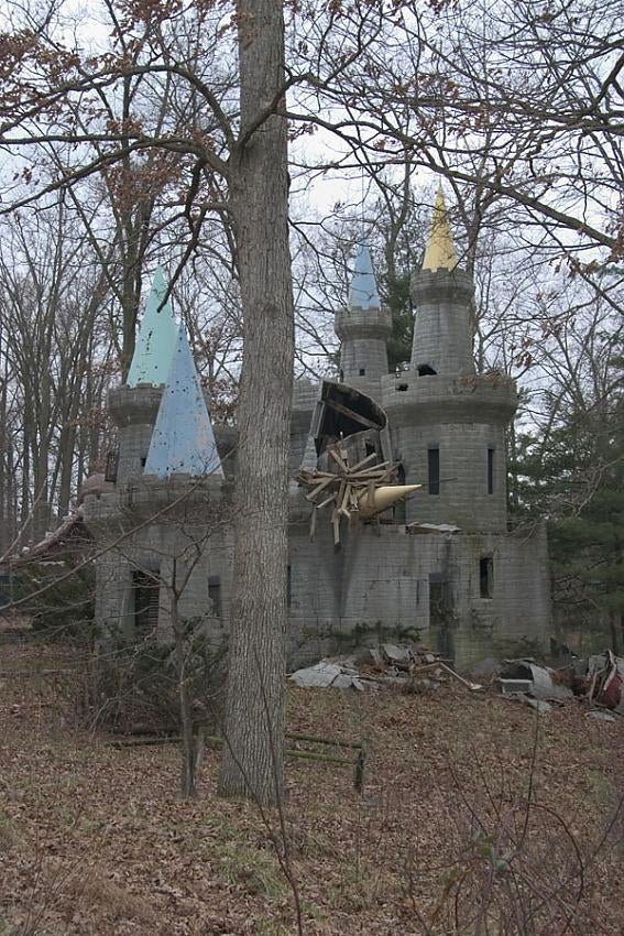 Maryland's Enchanted Forest is like Candyland after a neutron bomb strike