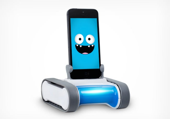 Interact, Program, and Play With Your Own iOS Robot – 14% off Romo