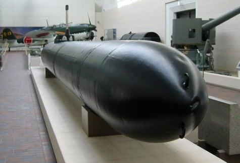 Kaiten, A Kamikaze Submarine