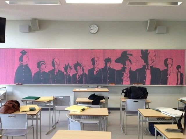 The Amazing Chalk Art of Japanese Classrooms