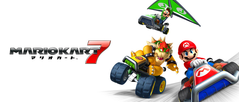 Mario Kart 7 Is a Place for Like-Minded Racers To Meet