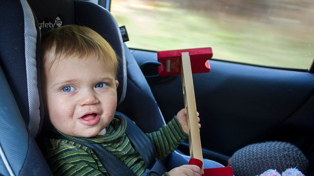 Check Your Child's Car Seat for an Expiration Date