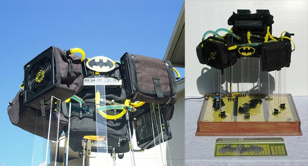 Batman Utility Belt PC is Better Than a Face Full of Acid