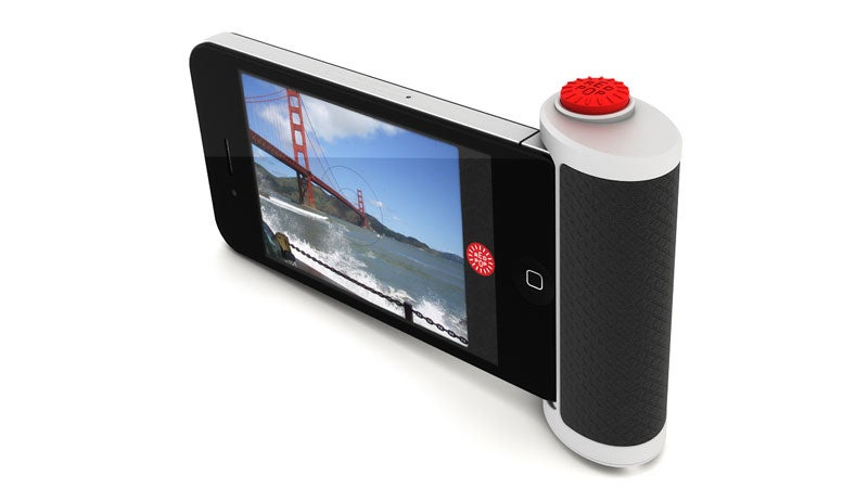 Here's the Camera Button You Always Wanted for Your iPhone 4