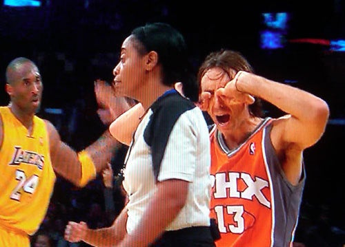 Steve Nash: NBA Optometrist