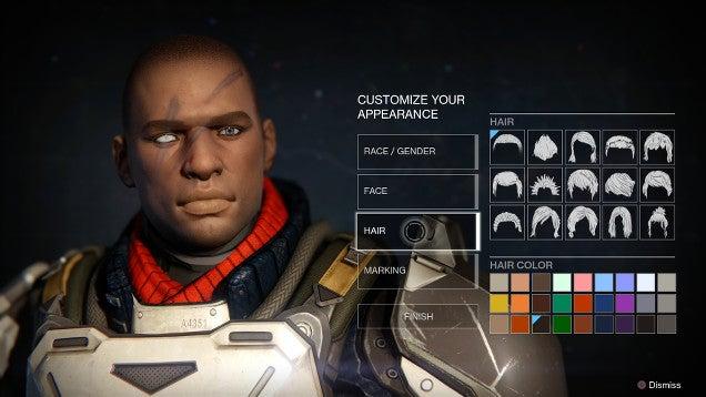 Destiny Really Needs Beards