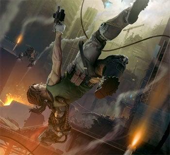 Capcom Try To Fix Stupid Bionic Commando Demo