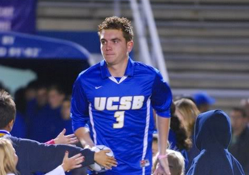 A UC Santa Barbara Soccer Player Was Handcuffed On The Field And Removed From A Game For Punching A Referee