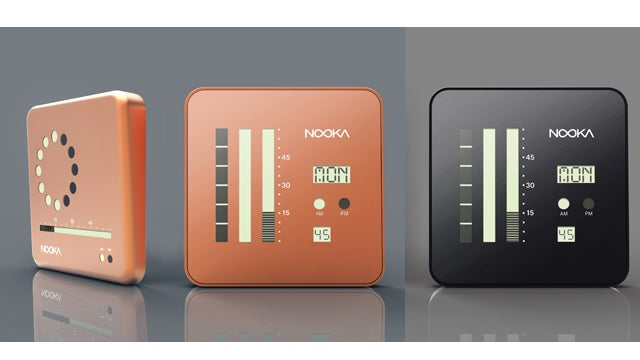Nooka Wants to Strap an Oversized Watch Onto Your Wall and Call It a Clock