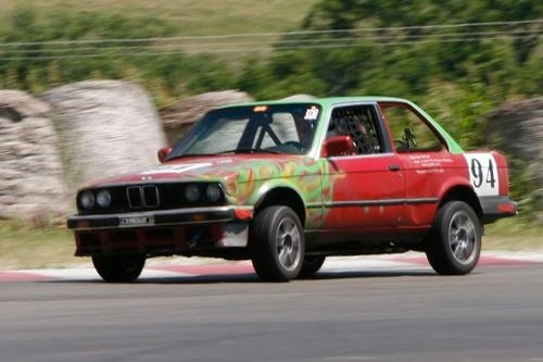First Session Of North Dallas Hooptie Done: Taurus SHO Leads, 240Z Close Behind