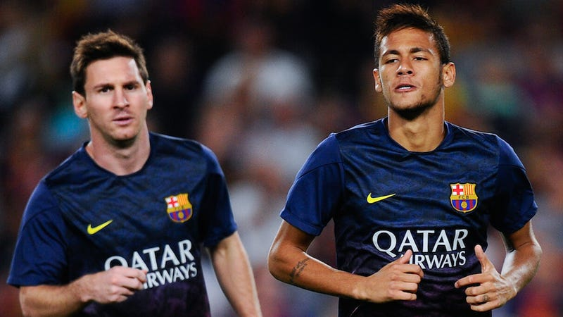Young Superstars Neymar And Gareth Bale Are The Future Of El Clásico