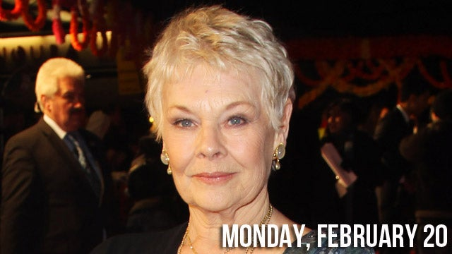 Please Don't Let the Divine Dame Judi Dench Go Blind