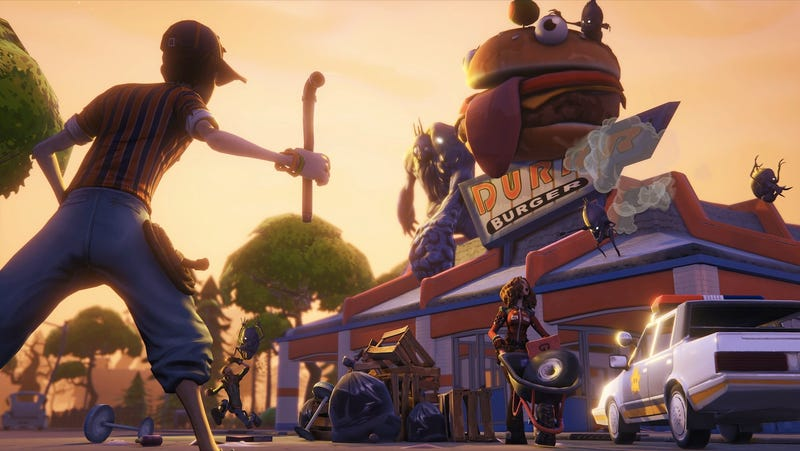 Epic's Fortnite Will Be The First Unreal Engine 4 Game [UPDATE 2]