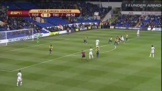 This Ridiculous Érik Lamela Goal Will Make You Feel Things