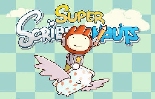 Super Scribblenauts Has Vomit & Corpse-Eating Carnivorous Bikes, Still Safe For Kids