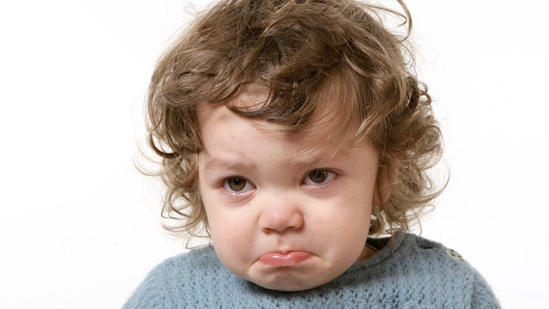 Takes One to Know One: Toddlers Keenly Detect Whiners