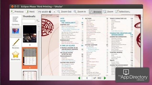 The Lifehacker App Directory: Linux