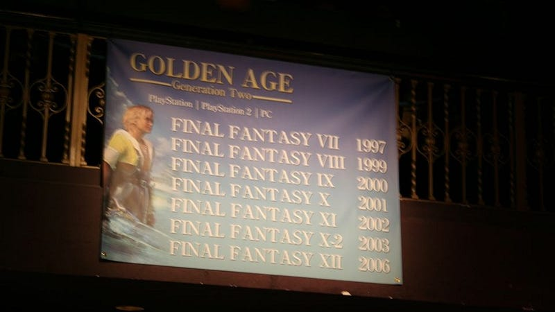 Even Square Enix Admits The PlayStation Era Was The 'Golden Age'