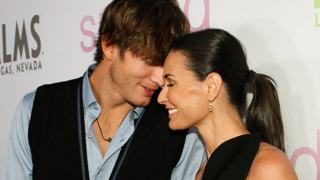 Demi Moore & Ashton Kutcher Officially Dunzo