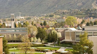 Brigham Young U. Removes Greeting