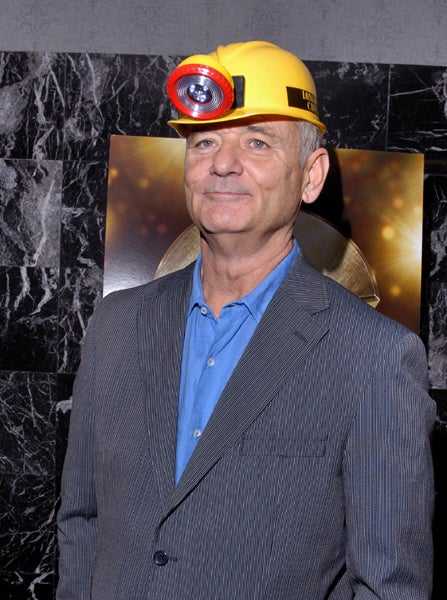 Bill Murray, Urban Spelunker