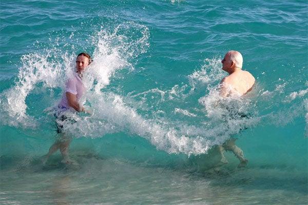 Steve Martin, Martin Short: Still Surfing The Caribbean Tide