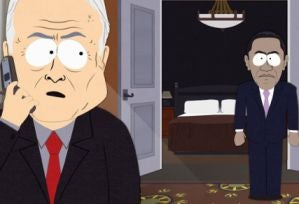 President-Elect Obama In Line to Get the South Park Treatment