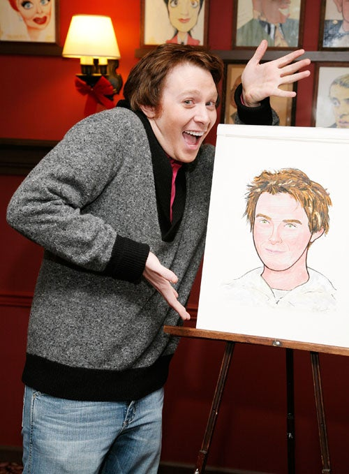 Clay Aiken: Portrait Of The Artist As A Young Ham