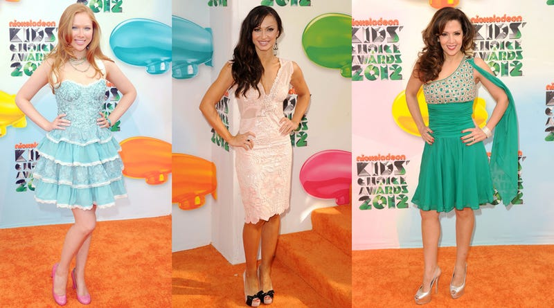 The First Lady Wore Leather Pants to the Kids' Choice Awards