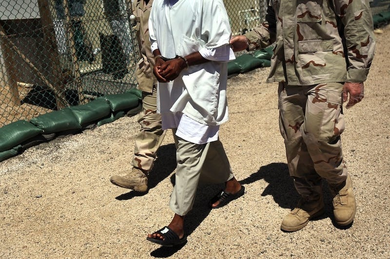 Army Docs: Guantanamo Interrogators Wanted to Inflict 'More Physical Pain'