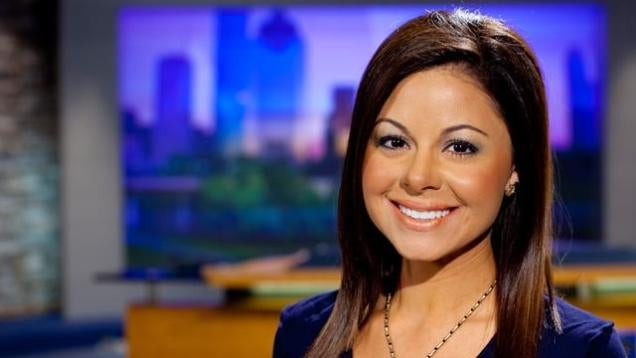 The ten hottest TV traffic reporters