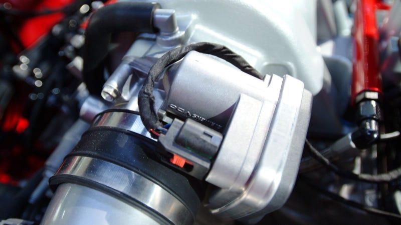 Dodge Charger R/T Redline: Detroit Auto Show Live Photos