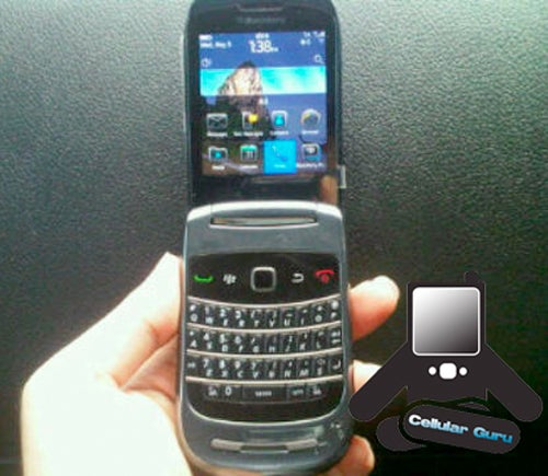 BlackBerry's Unsightly Clamshell 9670 Looks Like It's Definitely Coming