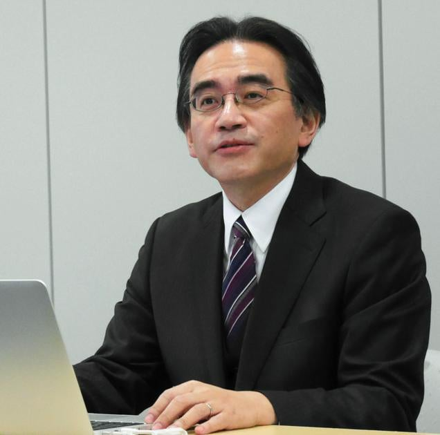 Nintendo President Responds to Worries Over His Health