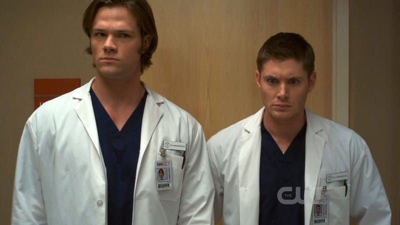 Inside secrets of two of Supernatural's most pivotal episodes
