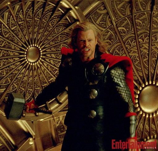 New Thor photo