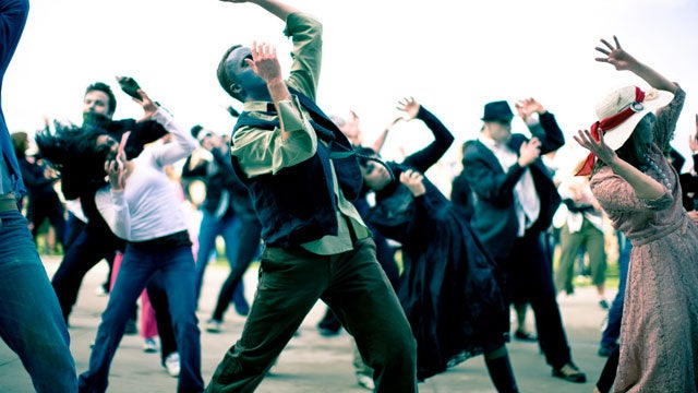 'Thriller' Performance Shut Down by Halloween-Stealing City Grinches