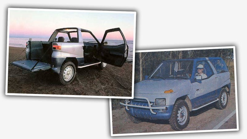 Meet The Soviet Car That Tried To Put The Fun In SocialFUNism!