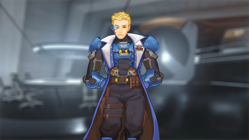 The Challenges Of Making An Overwatch Dating Sim