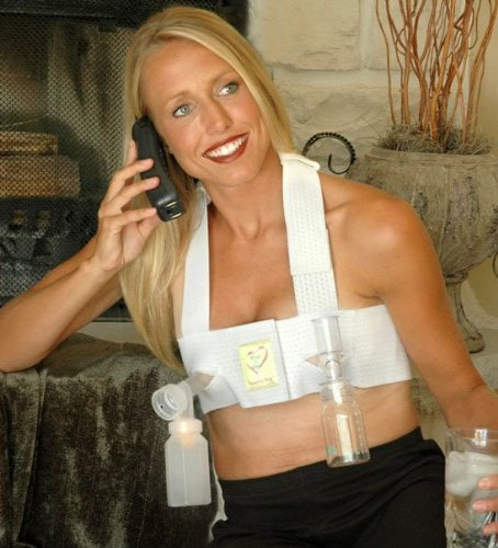 The Joyful World Of Hands-Free Breast Pumping