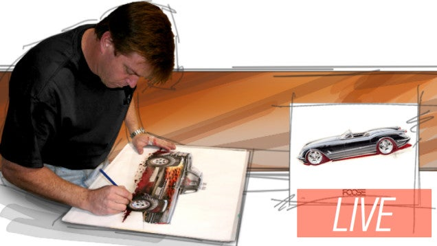 Car Customizer Chip Foose Is Back To Answer Even More Questions
