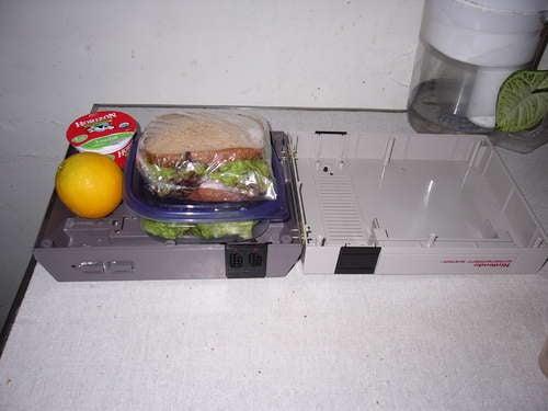 Nintendo Sandwich System