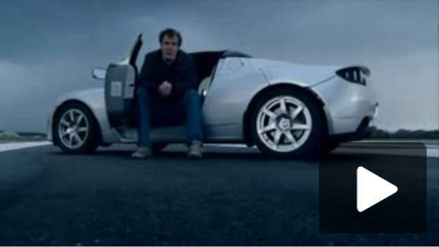 Top Gear Reviews Tesla Roadster