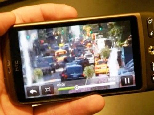 HTC Desire Hands On Gallery