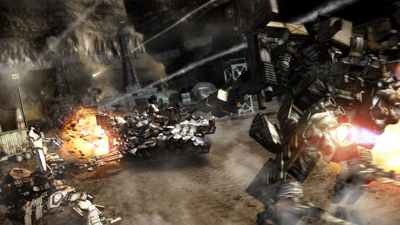 A New Look At The Dark And Lovely Armored Core V
