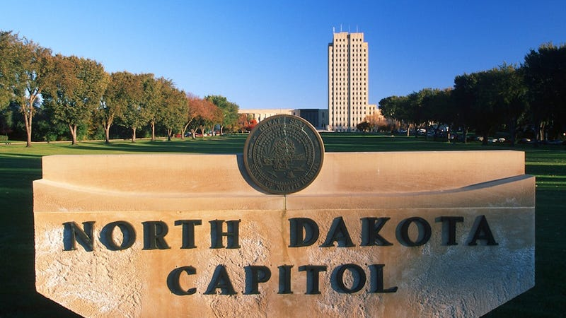 North Dakota Rejects Hilariously Terrible 'Religious People Can Do Whatever They Want' Amendment